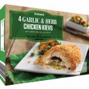 Garlic and Herb Chicken Kievs