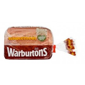 Warburtons Wholemeal Bread