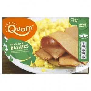 Quorn Bacon style Rashers