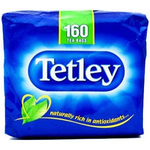 Tetley Tea Bags 160 Pack