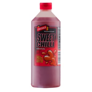 Crucial 1Ltr Sweet Chilli Sauce