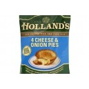 Hollands cheese and onion pie