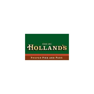 Hollands Meat Pie 4 Pack