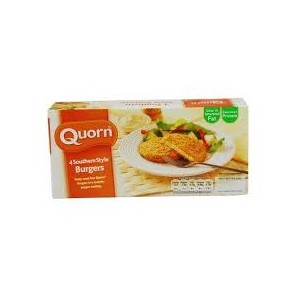 Quorn 4 Southern Style Burgers