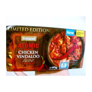 Atomic Chicken Vindaloo